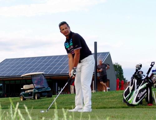 Damjan Murgelj, golfist