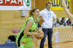 Maja Erkić_kosarkarica_reprezentanca_slovenije